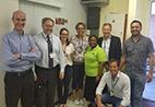UK science delegation