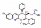 Beaquiline molecular structure